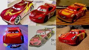 disney cars 3 toys diy custom next gen lightning mcqueen