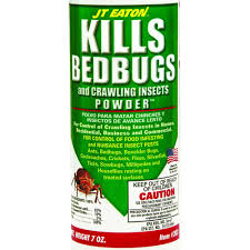 Powder That Kills Bed Bugs Eaton Bedbug And Crawling Insect Powder With Diatomaceous Earth