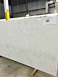 First Home Renovation White Quartz by Stone Counters That Look Like Marble And My Pick From Thrifty