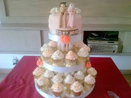 wedding cake harga wedding cupcakes