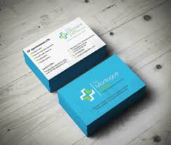 Budget Business Cards 160 Upmarket Modern Health Care Business Card Designs For A Health