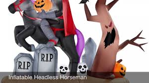 halloween inflateables gemmy 2015 new halloween props and inflatables spoilers youtube