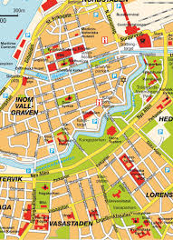 Map Sweden Map Gothenburg Sweden Maps And Directions At Map
