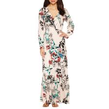 weslee rose long sleeve maxi dress jcpenney easter pinterest