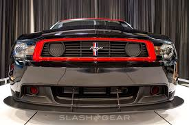 Mustang Boss 302 Black And Red 2012 Boss 302 Laguna Seca The Best Mustang Ever Produced Video