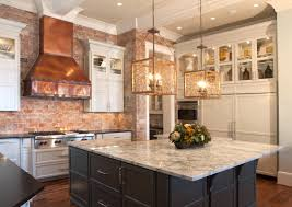 Copper Backsplash Kitchen White Kitchen Cabinets With Copper Backsplash U2013 Quicua Com