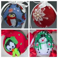 here s how to make dollar store sock ornaments crafts