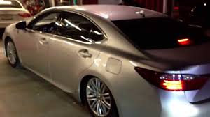 2013 lexus es 350 for sale houston 2013 lexus es350 air suspension by cvt designs youtube