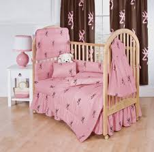 best pink camo crib bedding home inspirations design