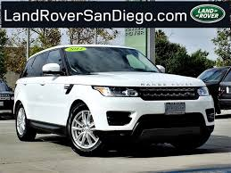 chrome range rover sport used 2015 land rover range rover for sale in san diego ca vin