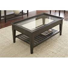 Coffee Table Glass Top Glass Top Coffee Tables Cymax Stores