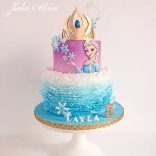 frozen birthday cake 15 amazing frozen inspired cakes pretty my party