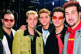 throwback thursday nsync rock thanksgiving day parade in 1998