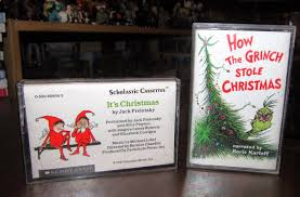Jack Prelutsky Halloween Poems Goodwill Hunting 4 Geeks 12 Days Of Christmas Cassettes 1 Story