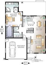 narrow lot house plans house plan w3608 detail from drummondhouseplans com