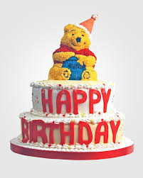 winnie the pooh cakes winnie the pooh cake wm0793 panari cakes