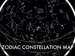 Constellations Map Constellations By Patricia Vu