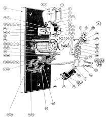 ec u0026m square d no 0 single pole types contactor folio 7 duke brakes