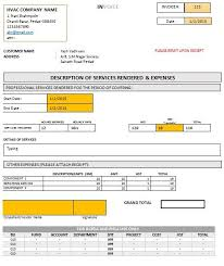Air Conditioning Invoice Template by 19 Best Hvac Invoice Templates Images On Design
