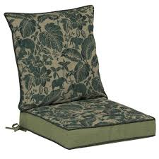 lounge chair cushions outdoor chair cushions home depot