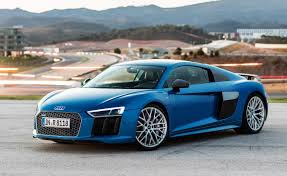 second generation audi r8 introducing the audi r8 coupe v10 plus wallpaper