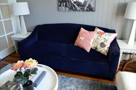 Navy Blue Sofas by Sofas Center Navy Blue Sofa Cover Awful Images Inspirations