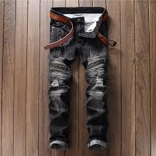 online get cheap mens black dress pants with stripe aliexpress