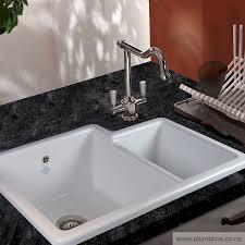 Inset Sinks Kitchen by Classic Brindle 800 Inset Sink Butler Sinks Kitchen