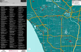 new map highlights african american architects u0027 work in los