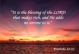 bible verses about prosperity proverbs 10 22 hd wallpaper free