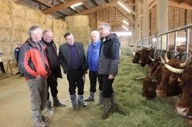 chambre agriculture 43 travailler ensemble au développement du bio en haute loire