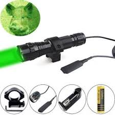 best green light for hog hunting reviewed the best coon hunting lights for the money