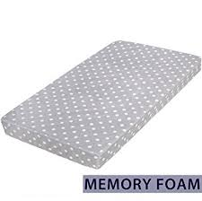Crib Mattress Waterproof Cover Milliard Memory Foam Crib Mattress Waterproof Cover