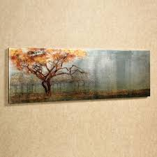 palm tree home decor wall arts home decor 4 piece canvas wall art forest multi panel
