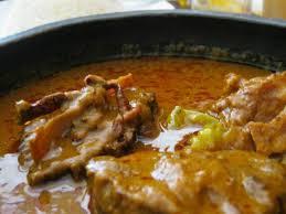 cuisine ivoirienne et africaine la sauce graine à l ivoirienne apimig