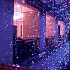 Curtain Christmas Lights Indoors Aliexpress Com Buy 8x3m 8x4m Christmas Lights Outdoor Indoor