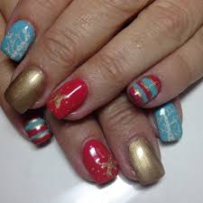 25 beach nail art designs ideas design trends premium psd