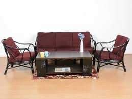Used Furniture In Bangalore For Sale Bass Bamboo 5 Seater Sofa Set Buy And Sell Used Furniture And