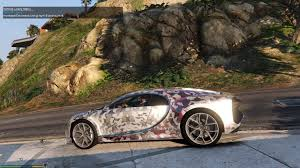universal paint jobs for bugatti chiron by gta5korn gta5 mods com