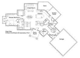 Post And Beam Floor Plans Post And Beam Timber Frame Blog One Story House Plans Hermosa
