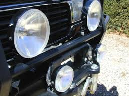 slee adding lights toyota 80 series land cruiser