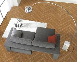 faux wood ceramic tile flooring from manufacturers in china