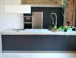 cuisine beton cire beton cire pour plan de travail cuisine beton cire pour plan de