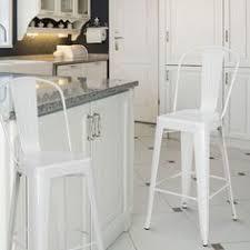 White Metal Bar Stool Ikea Sebastian Bar Stools 29 Each Bar Lighting Pinterest