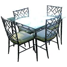 bamboo dining room chairs dining table ebay chippendale dining room set mahogany