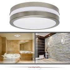 badezimmer deckenlen led wandleuchte deckenleuchte savona ii rund ip44 led e27 230v für bis