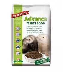 mr johnson u0027s advance ferret food