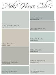 exterior paint palettes home painting