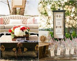 outside country wedding decoration ideas digitalrabie com