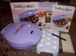 cake pop maker being frugal and it work cake pops babycakes cake pop